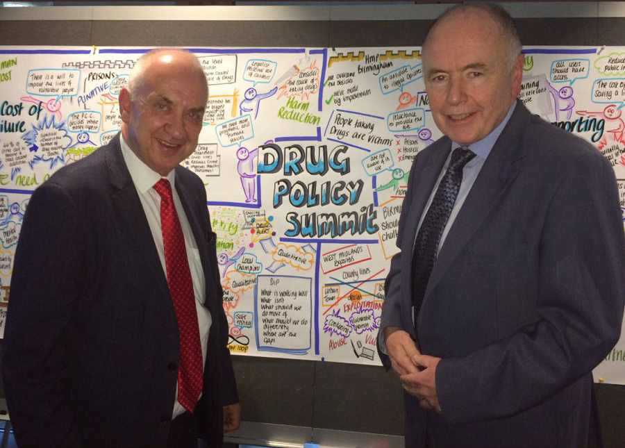 Conference – West Midlands Police Drugs Policy Summit