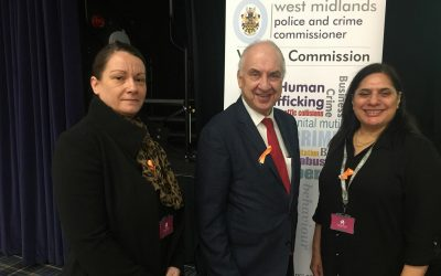 Conference – West Midlands Victim Summit