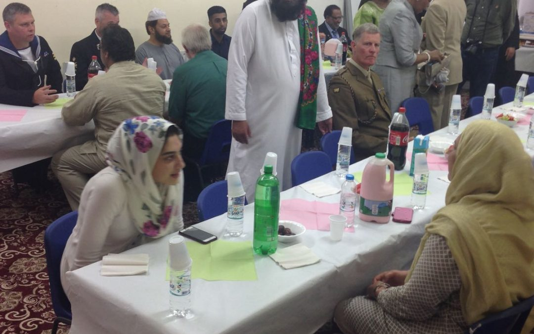 Multi Faith Iftar During Ramadan