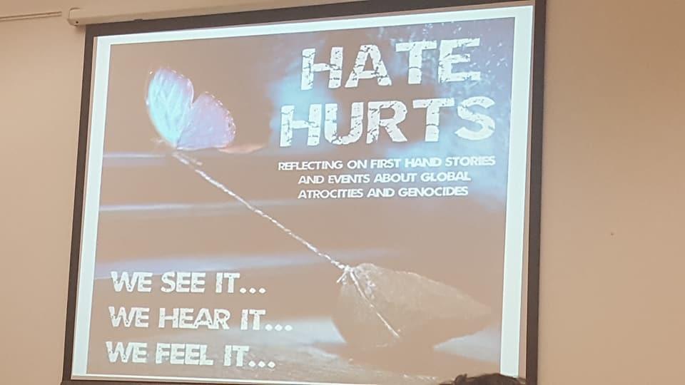 Hate Hurts
