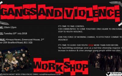 Himaya Haven/Gangs and Violence Workshop