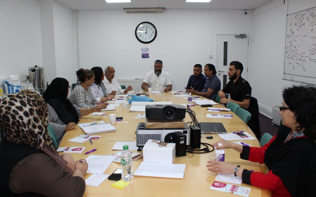Gangs and Violence Brainstorming Meeting