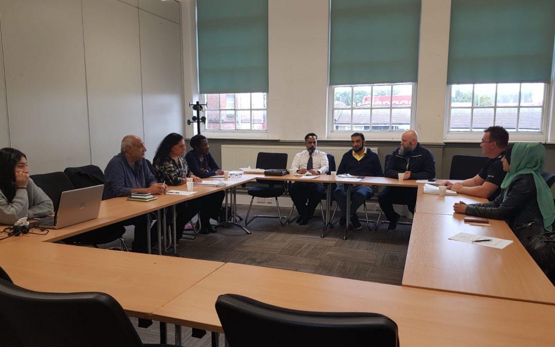 Gangs and Violence Steering Group Meeting