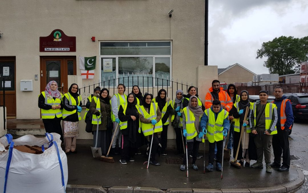 Community Rubbish Clean Up