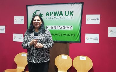 APWA UK Mental Health Awareness