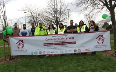 Community Safety Event