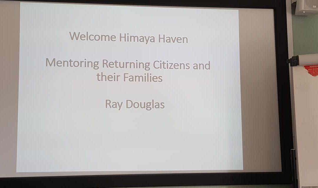 Himaya Haven Mentoring Training
