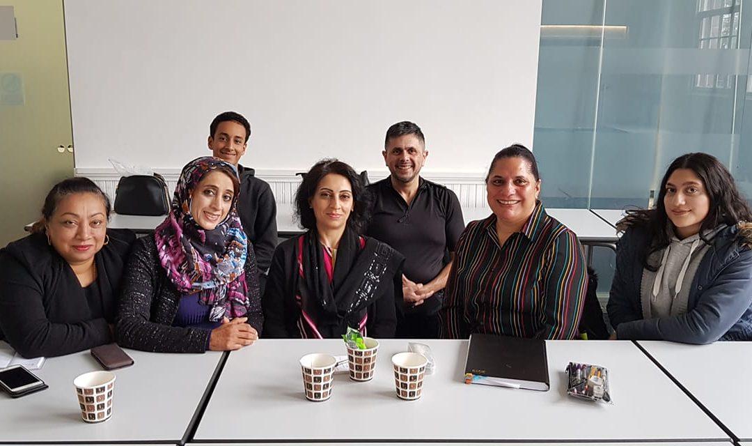 Himaya Haven Steering Group Meeting