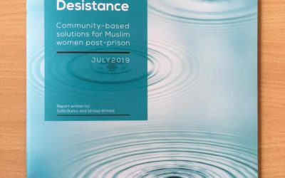 Sisters in Desistance Launch