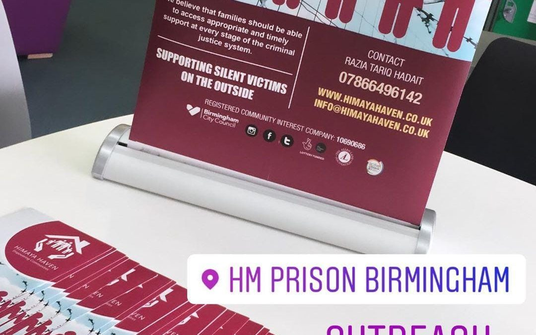 H.M.P Birmingham Outreach