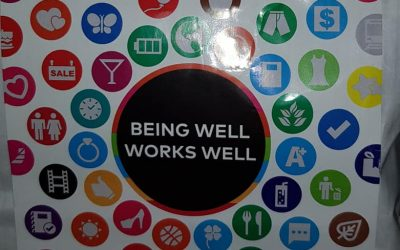 The Being Well Works Well Mental Health Event