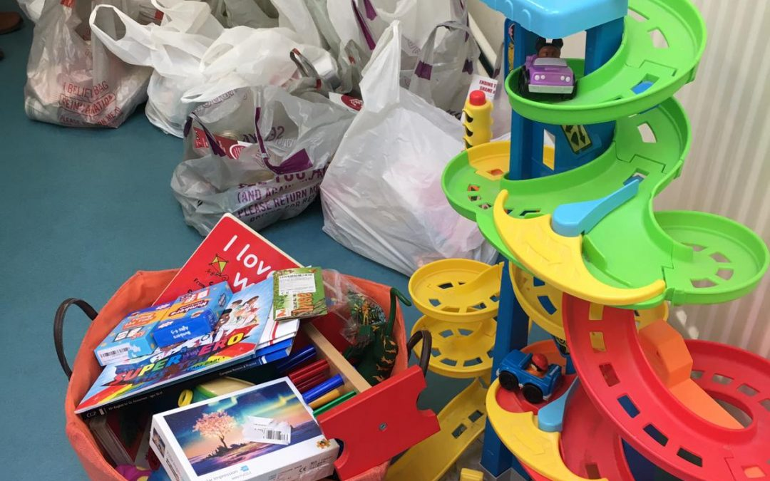 Toys Donated by HH