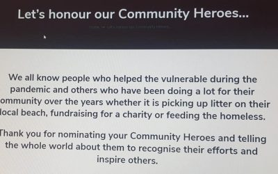 UK Community Heroes Recognition