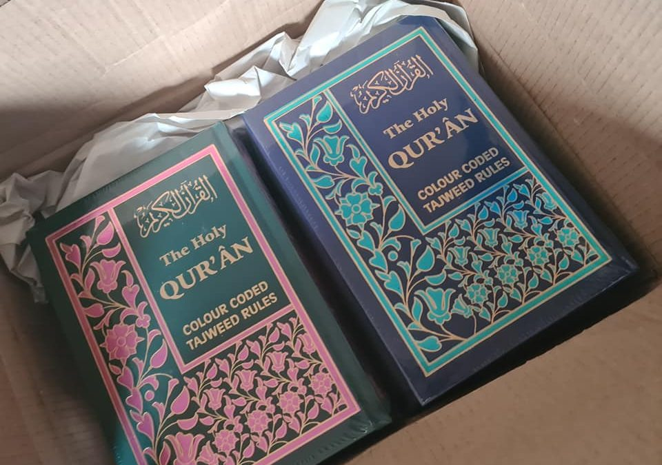 Donation for Ramadan Welfare Packs