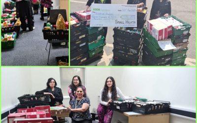 Ramadan Food Hampers for Families – ASDA Funding