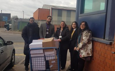 Ramadan Prisoner Welfare Packs – Delivery 3 & 4