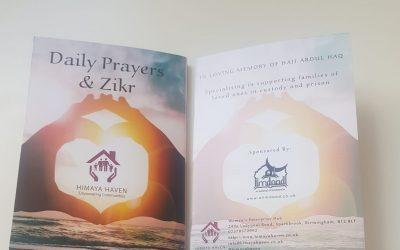 Ramadan Prisoner Welfare Packs – Zikr Books